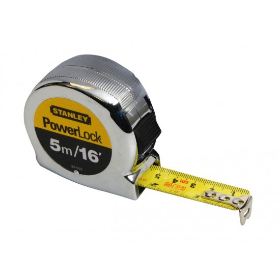 Tape Powerlock Stanley 5m