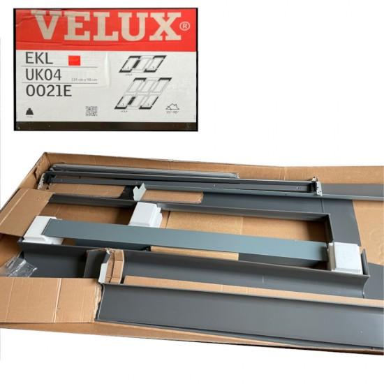 Velux 134cm x 98mm Coupled Slate Flashing