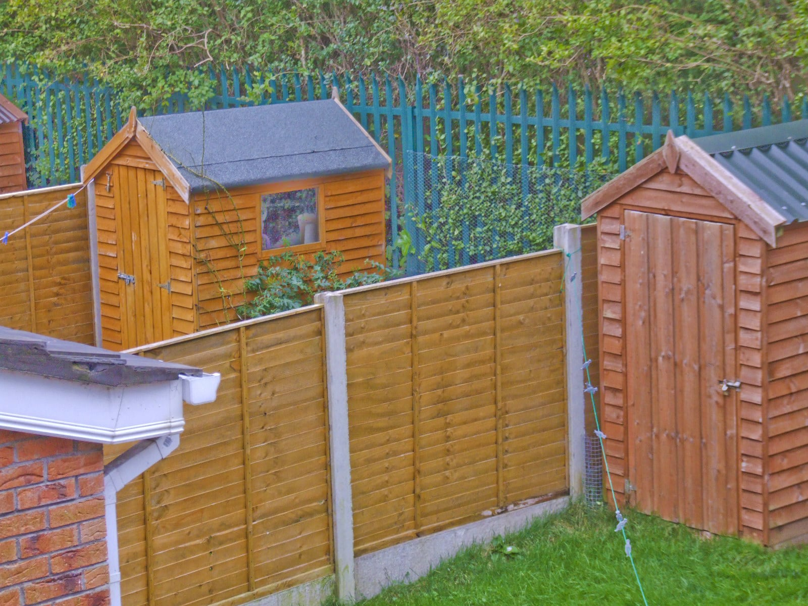 How to build a shed frank key for Equipment shed
