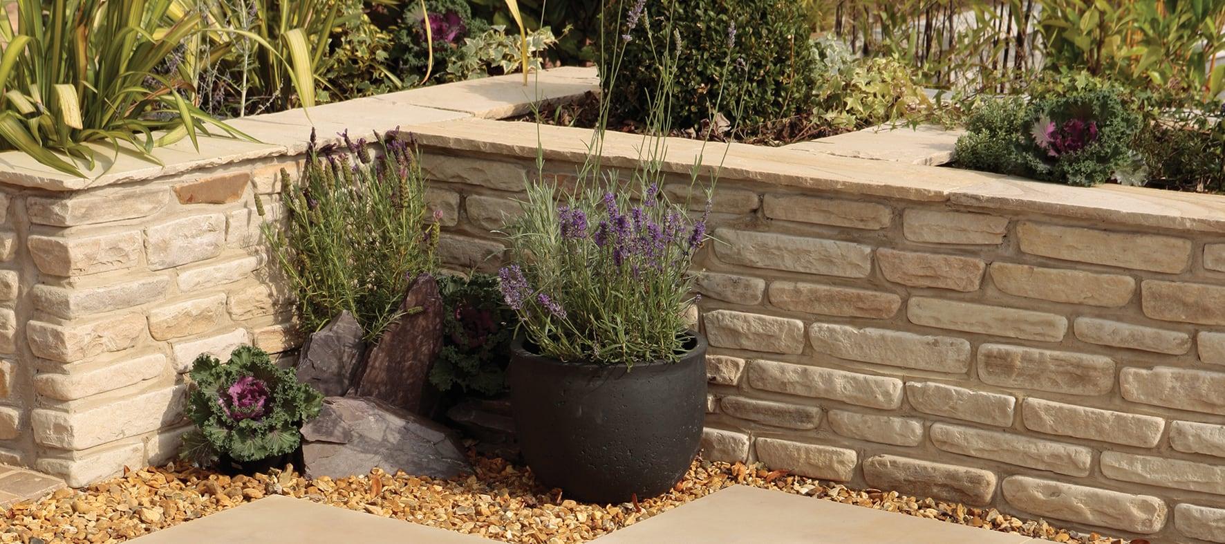 How to lay bricks for a garden wall - Frank Key