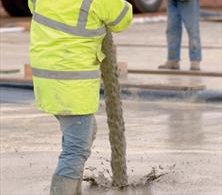 Concrete & Screed building supplies and materials