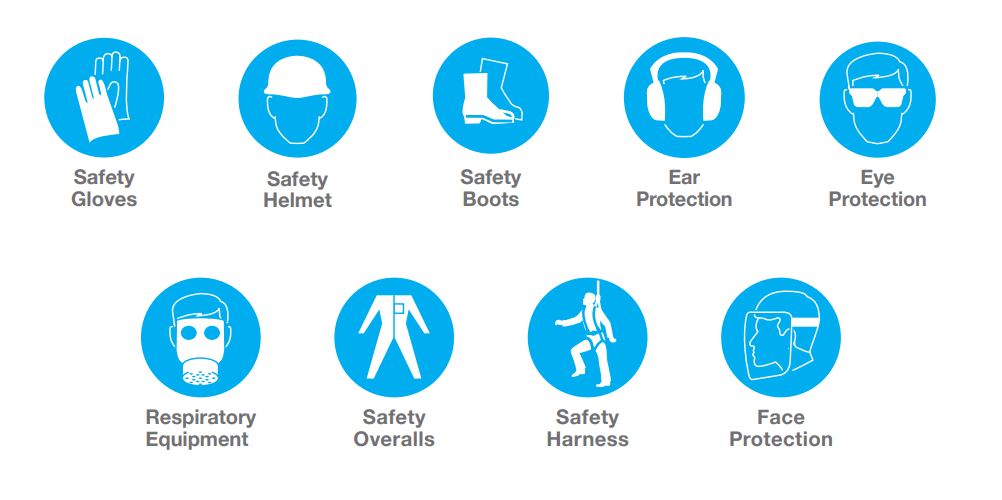 Safety Symbols Frank Key
