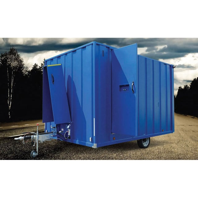 Towable Site Welfare Units