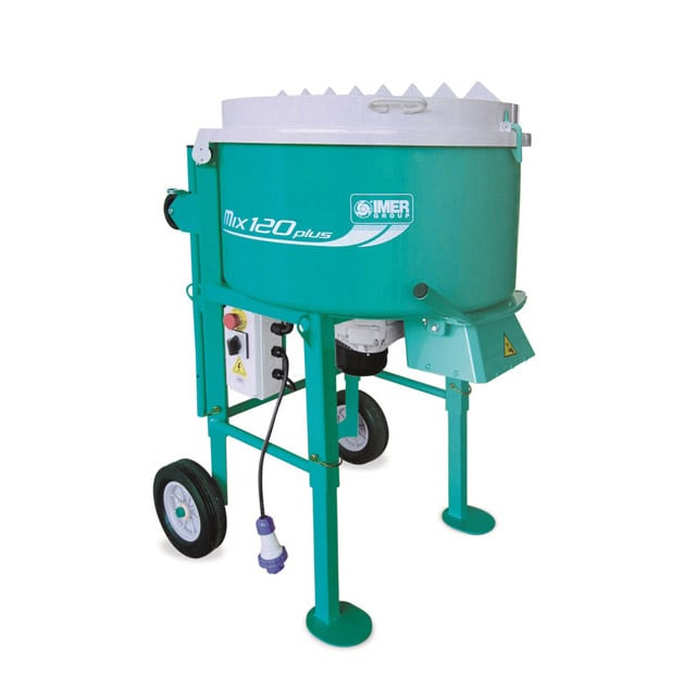 Screed Mixer