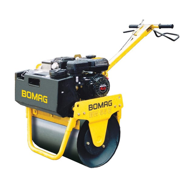 Pedestrian Roller Hire - Compaction | Frank Key Tool Hire