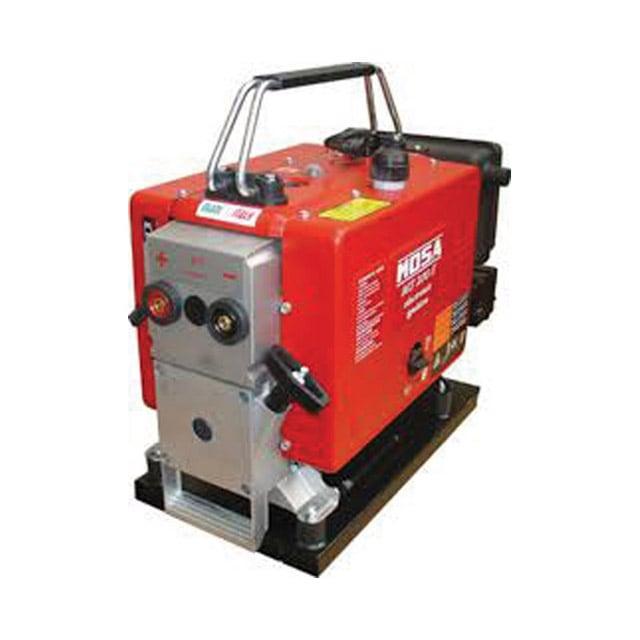 Welder Generators - Petrol & Diesel