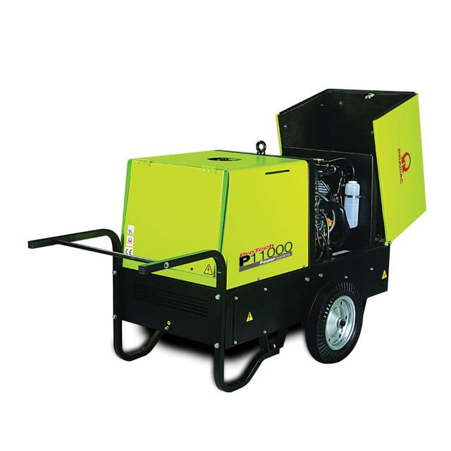 Generator Diesel Super Silent