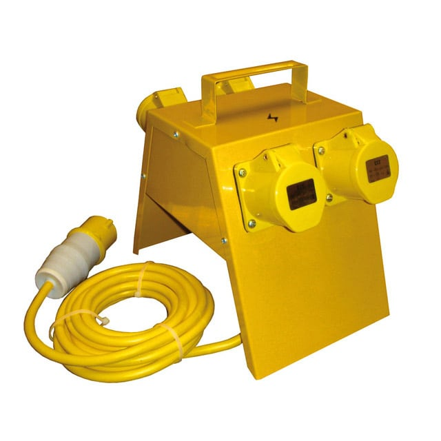 Junction Box (4 way)