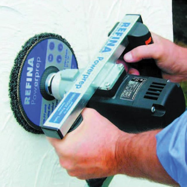 Rotary Paint Stripper