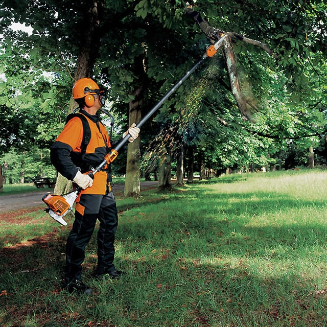 Long Handed Pole Pruner (Two Stroke)
