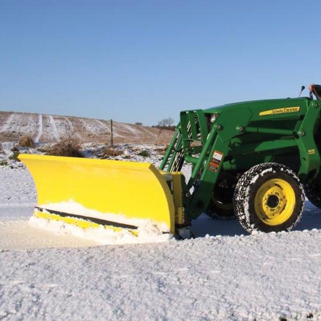 Snow Plough Attachment